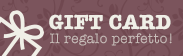 Gift Card Casa e Regali