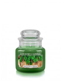 Balsam & Cedar Giara Piccola Country Candle