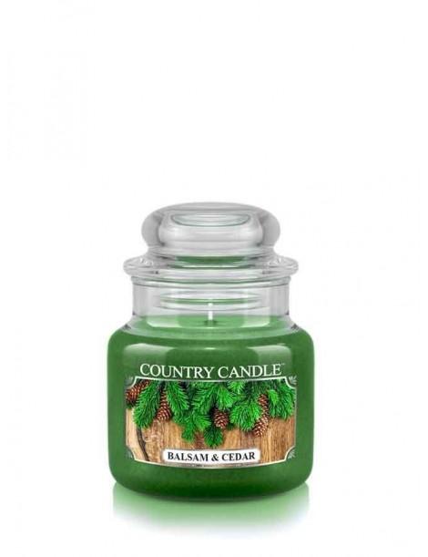 Balsam & Cedar Giara Piccola Country Candle