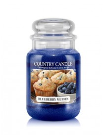 Blueberry Muffin Giara Grande Country Candle