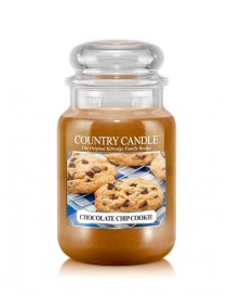 Chocolate Chip Cookie Giara Grande Country Candle