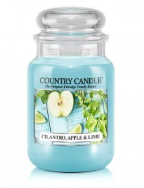 Cilantro, Apple & Lime Giara Grande Country Candle