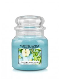 Cilantro, Apple & Lime Giara Media Country Candle
