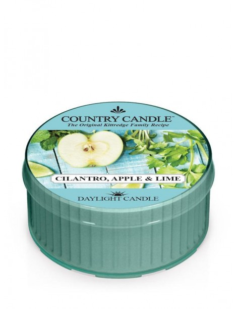 Cilantro, Apple & Lime DayLight Country Candle