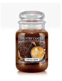 Coffee Shop Giara Grande Country Candle