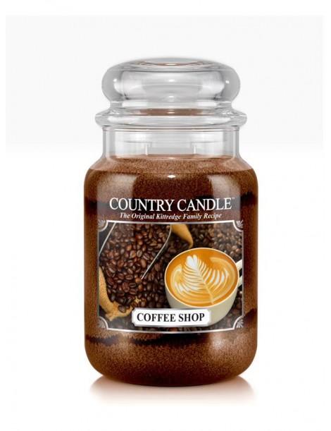Coffee Shop Giara Grande Country Candle
