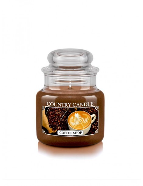 Coffee Shop Giara Piccola Country Candle
