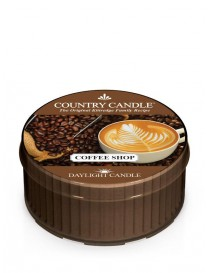 Coffee Shop DayLight Country Candle