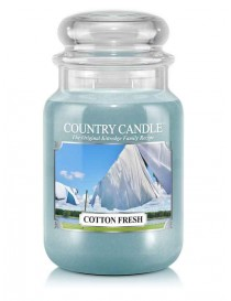 Cotton Fresh Giara Grande Country Candle