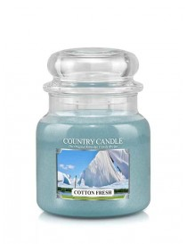 Cotton Fresh Giara Media Country Candle