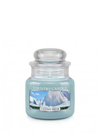Cotton Fresh Giara Piccola Country Candle