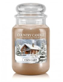 Cozy Cabin Giara Grande Country Candle