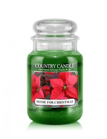 Home for Christmas Giara Grande Country Candle