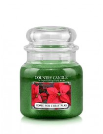Home for Christmas Giara Media Country Candle