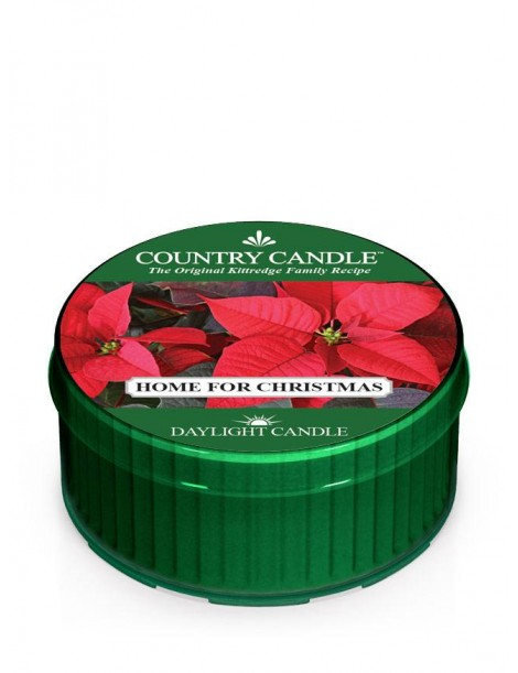 Home for Christmas DayLight Country Candle