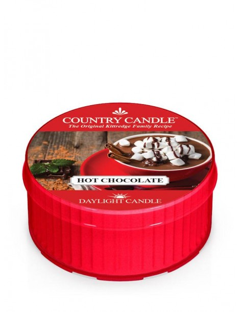 Hot Chocolate DayLight Country Candle