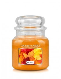 Leaves Giara Media Country Candle