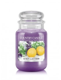 Lemon Lavender Giara Grande Country Candle
