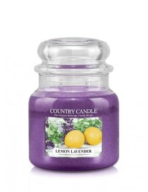 Lemon Lavender Giara Media Country Candle