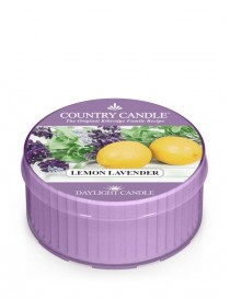 Lemon Lavender DayLight Country Candle