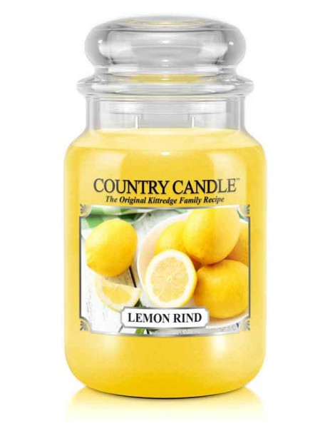 Lemon Rind Giara Grande Country Candle