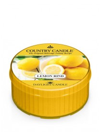 Lemon Rind DayLight Country Candle
