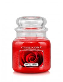 Love & Roses Giara Media Country Candle