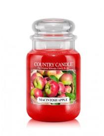 Macintosh Apple Giara Grande Country Candle