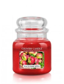 Macintosh Apple Giara Media Country Candle