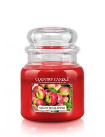Macintosh Apple Giara Media Country Candle