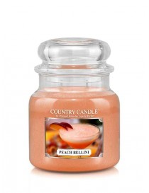 Peach Bellini Giara Media Country Candle