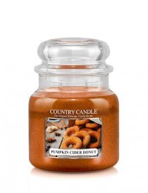 Pumpkin Cider Donut Giara Media Country Candle
