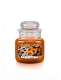 Pumpkin Cider Donut Giara Piccola Country Candle