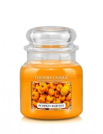 Pumpkin Harvest Giara Media Country Candle