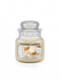 Vanilla Cupcake Giara Piccola Country Candle