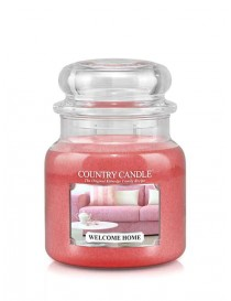 Welcome Home Giara Media Country Candle