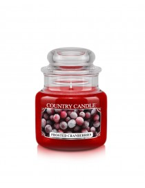 Frosted Cranberries Giara Piccola Country Candle