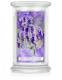 French Lavender Giara Grande Kringle Candle