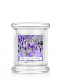 French Lavender Giara Mini Kringle Candle