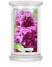 Fresh Lilac Giara Grande Kringle Candle