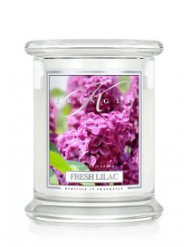 Fresh Lilac Giara Media Kringle Candle