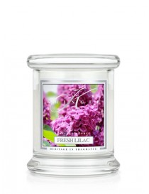 Fresh Lilac Giara Mini Kringle Candle