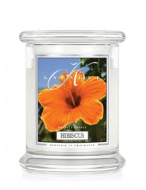 Hibiscus Giara Media Kringle Candle