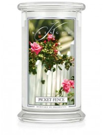 Picket Fence Giara Grande Kringle Candle