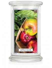 Apple Basil Giara Grande Kringle Candle