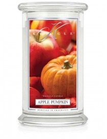 Apple Pumpkin Giara Grande Kringle Candle
