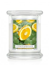 Citrus and Sage Giara Media Kringle Candle