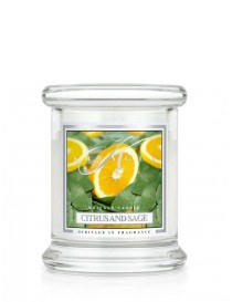 Citrus and Sage Giara Mini Kringle Candle