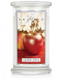Gilded Apple Giara Grande Kringle Candle