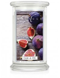Oak & Fig Giara Grande Kringle Candle